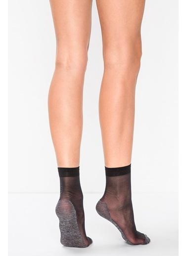 Penti Konfor Soket Çorap Siyah